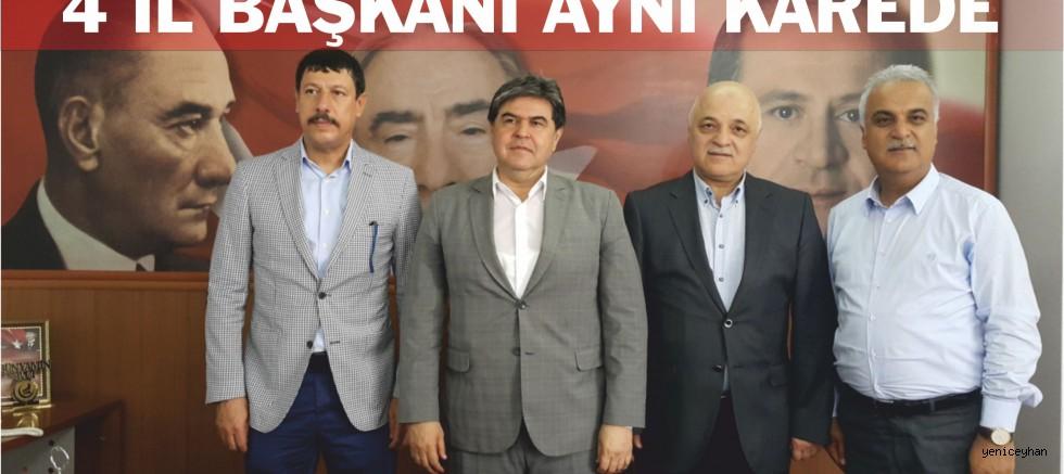 MHP Adana'da Bayram coşkusu