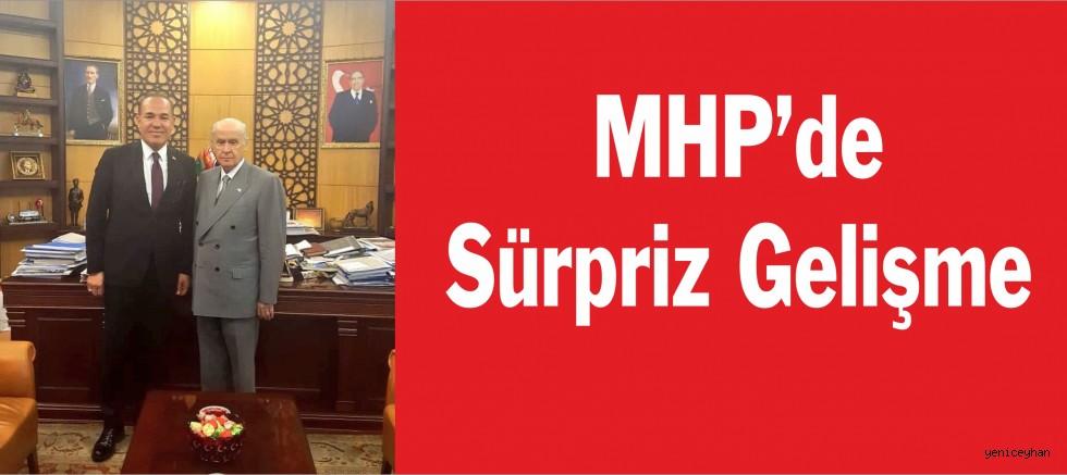 MHP'de Sürpriz Gelişme...